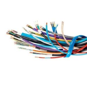 Cavi e fili elettrici vari